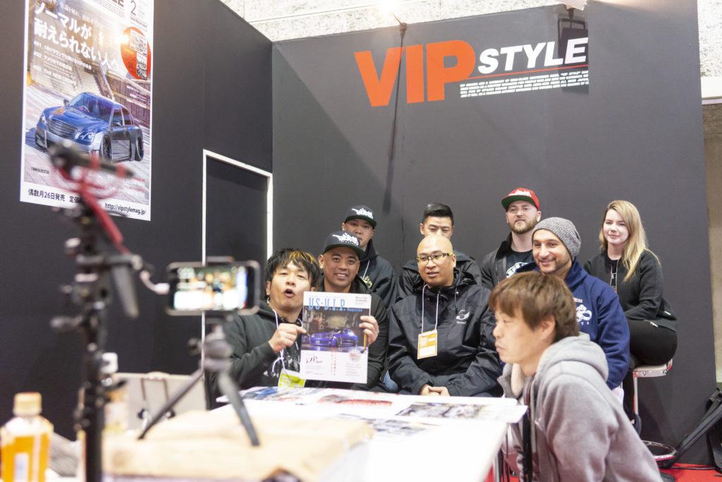 VIP業界 動画